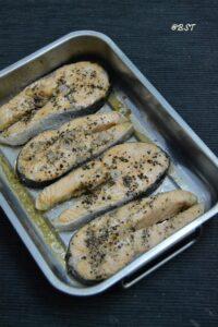 18- Seared Salmon