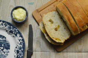 20. Irish Speckled Bread