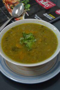 16- Curried Lentil Soup