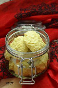 2. Saffron Olive Oil Cookies