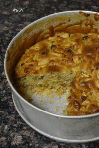 4- Welsh Harvest Cake