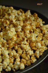 6- Caramel Popcorn