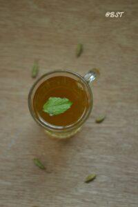 4. Moroccan Mint Tea
