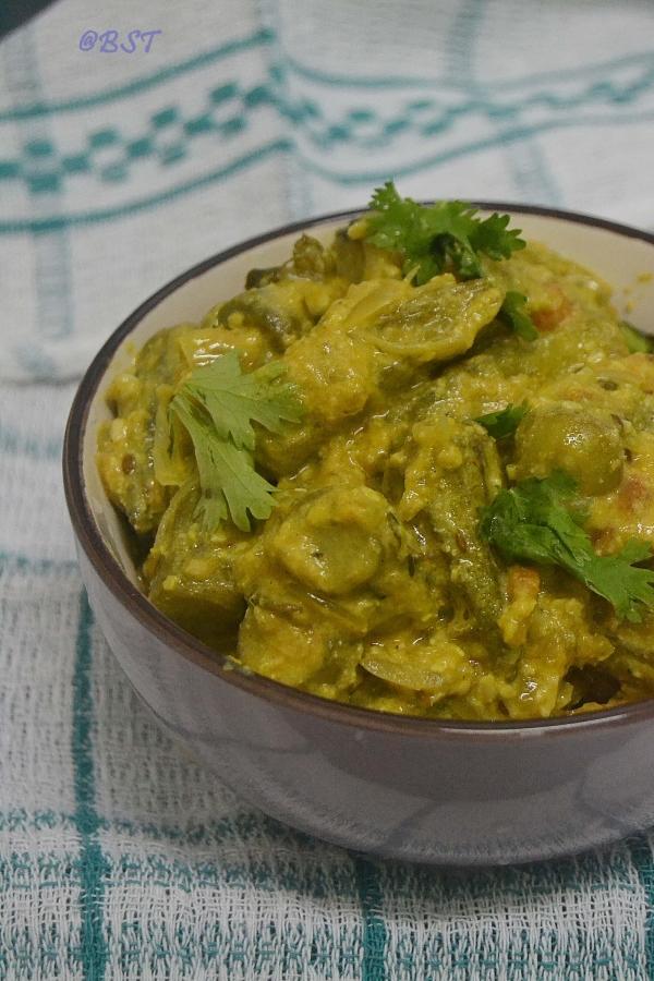9- Shahi Bhindi