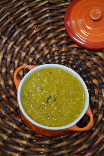 17. Mixed Daal Curry