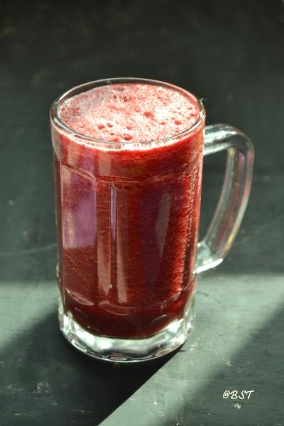 14. Beetroot Apple Juice