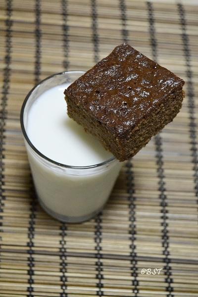 16. Cakey Brownies