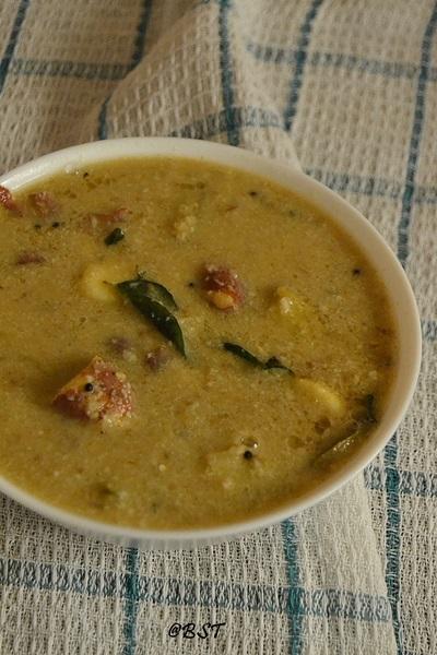 24- Chakkakuru Maanga Curry