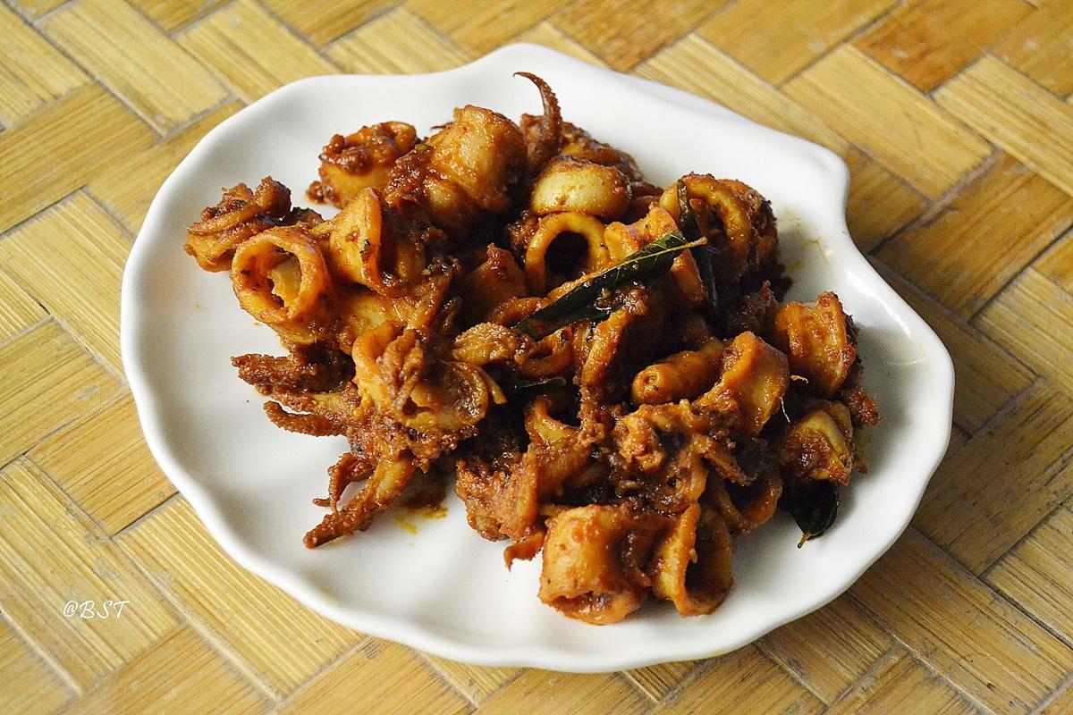 26- Squid Fry