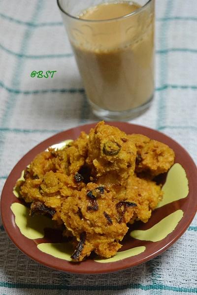 30- Masoor Dal Pakoda