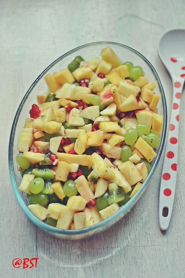 11. Fruit Chaat