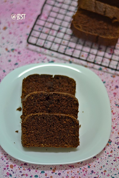 12. Wholewheat Oats Chocolate Loaf