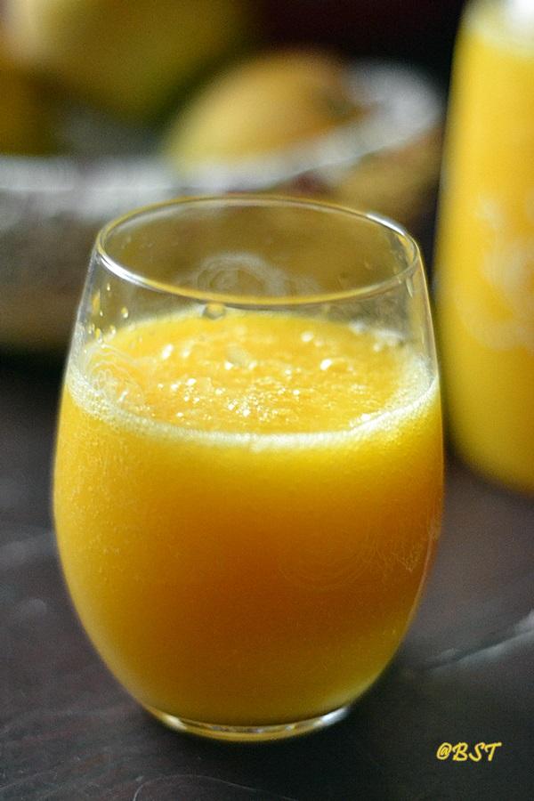 35. Mango Juice