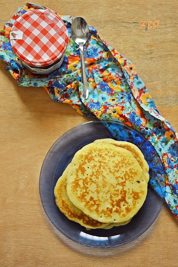 15. Classic Pancakes